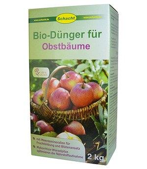 Schacht SCHACHT BIO-Dünger für Obstbäume,2 kg