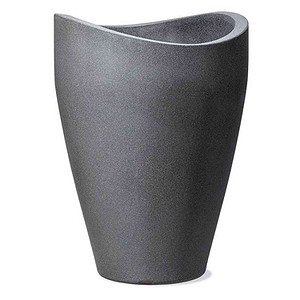 SCHEURICH Wave High schwarz granit