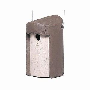 SCHWEGLER Nisthöhle mit 26 mm Flugloch geeignet für Kleinvögel