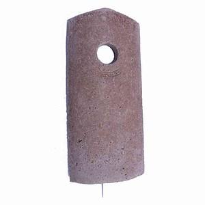 SCHWEGLER Vorderwand für Nisthöhlen 1B/2M Ø26mm, Ersatz Vorderwand für Nisthöhle