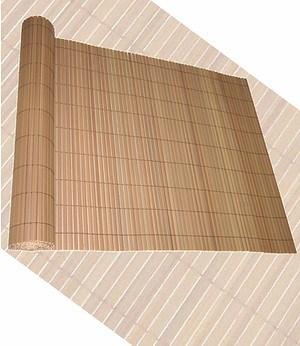 Sicht- und Windschutz 90x300 cm, braun,1 Stück
