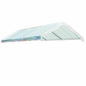 SIENA GARDEN Dach PE-Gewebe zu Autopavillon 3x6 m, weiß