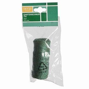 SIENA GARDEN Gartenschnur 70m Dia2mm, grün, aus weicher Jute