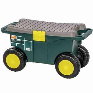 SIENA GARDEN Hobby-/Gartenwagen Farbe: grün/gelb