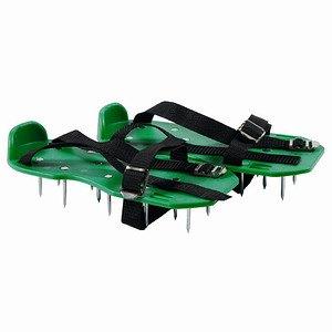 SIENA GARDEN Rasenlüfterschuhe, Farbe: grün universell passend