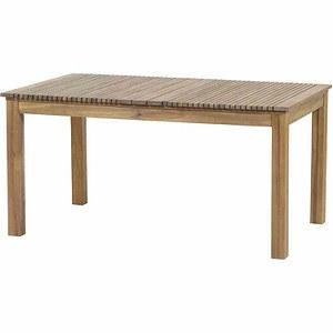 SIENA GARDEN Tisch Falun 150x90 cm, Akazie FSC 100%, geölt