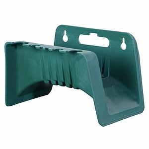 """SIENA GARDEN Wandschlauchhalter, Farbe: grün für 25m Schlauch 13mm (1/2"""")"""