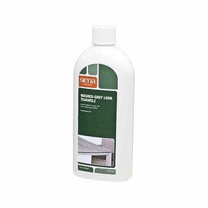 SIENA GARDEN Washed-grey Look Teakholz, 500ml / Flasche