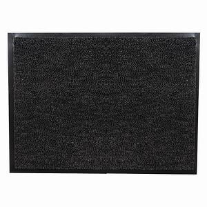 SIENA HOME Fußmatte Mono 60 x 80 cm anthrazit