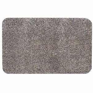 SIENA HOME Fußmatte Waterstop 40 x 60 cm granit