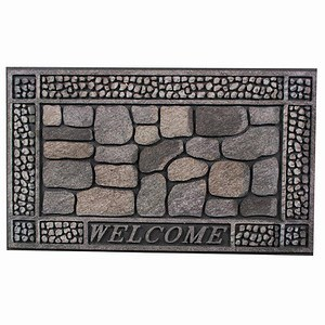 SIENA HOME Türmatte Mosaik Steine
