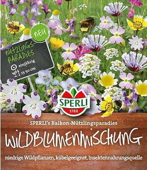 Sperli Blumenmischung Nützlings-Bienen-Mix,1 Portion für 5 qm