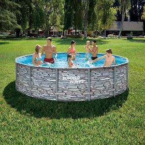 Summer Waves Elite Pool