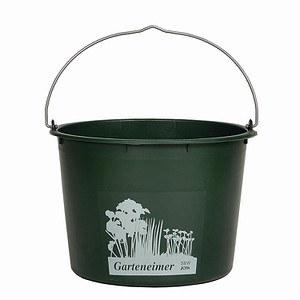 S+W Garteneimer 20 Liter, 36,5x26cm, grün