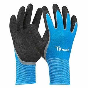 TOMMI Handschuh Tommi Apfel Gr L, blau, blau