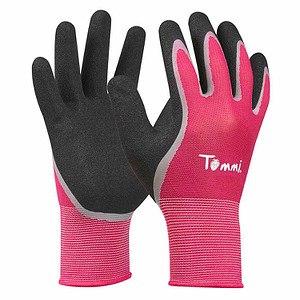 TOMMI Handschuh Tommi Apfel Gr M, pink, pink