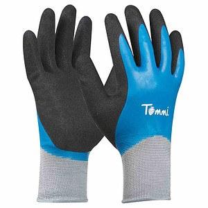 TOMMI Handschuh Tommi Birne Gr L, blau, blau