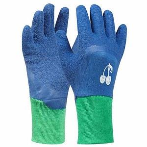TOMMI Handschuh Tommi Kirsche blau 4-6 J.