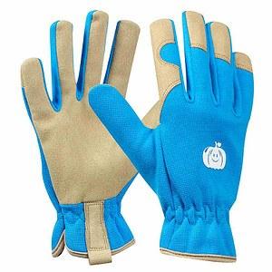 TOMMI Handschuh Tommi Kürbis blau 5-8 J