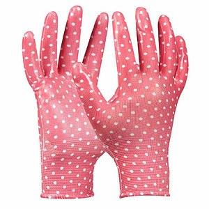 TOMMI Handschuh Tommi Orange Gr. M, pink, pink