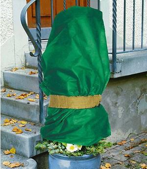 "Videx Winterschutz-Vlies ""grün"" 1,5 x 5 m,1 Stück"