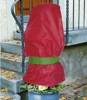 "Videx Winterschutz-Vlies ""rot"" 1,5 x 5 m,1 Stück"