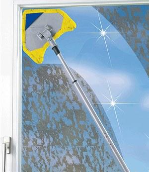 WENKO Ersatzbezug Multiflexwischer gelb,1 Pack.