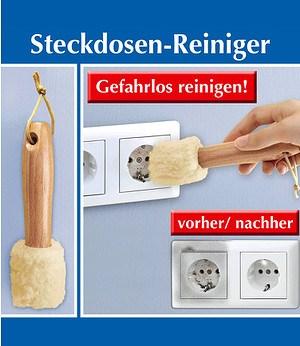 WENKO Steckdosen-Reiniger,1 Stück