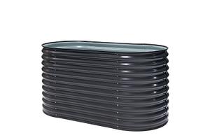 Westmann Metall Hochbeet Oval