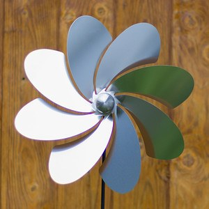 Windrad Blume Ø 30 cm