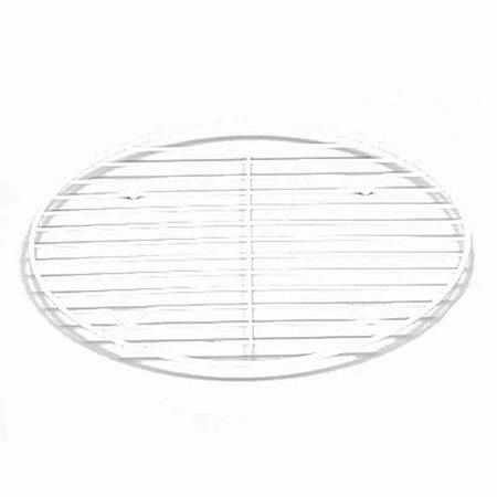 BREMA Topfeinlage 32 cm weiß, beschichtet, für Einkocher