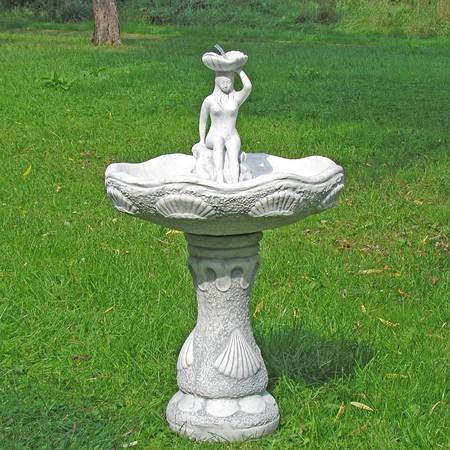 """Brunnen """"Nymphe"""", 2-stöckig"""