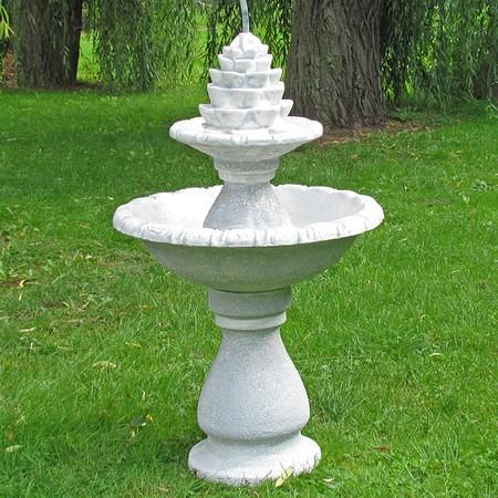 """Brunnen """"Pinie"""", 2-stöckig"""