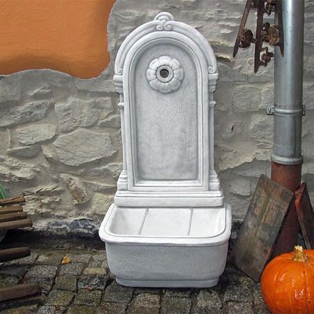 Brunnen, Wandbrunnen