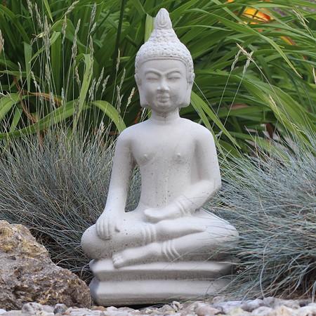 Buddha, Dekorationsfigur