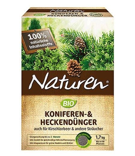 Celaflor Naturen® BIO Koniferen- & Heckendünger, 1,7 kg