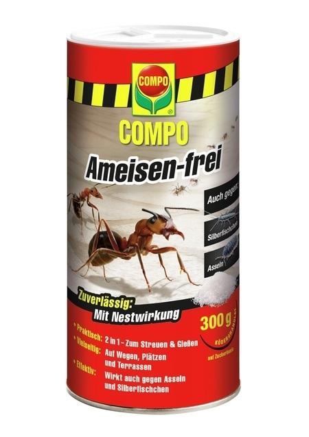 COMPO COMPO Ameisen-frei 300 g
