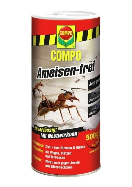 Compo COMPO Ameisen-frei 500 g