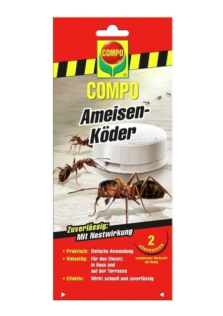 Compo COMPO Ameisen-Köder 2 Dosen