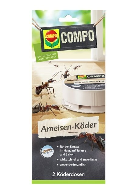 COMPO COMPO Ameisen-Köder N 2 Dosen (Bio)