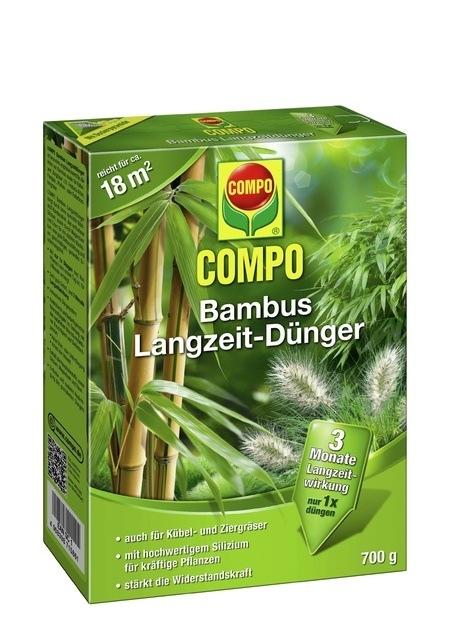 COMPO COMPO Bambus Langzeit-Dünger 700 g