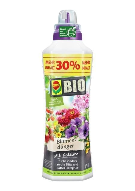 COMPO COMPO BIO Blumendünger 1,3 l