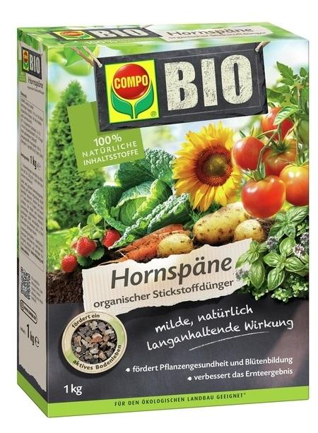 COMPO COMPO BIO Hornspäne 1 kg
