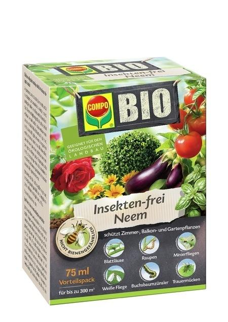 COMPO COMPO BIO Insekten-frei Neem 75 ml
