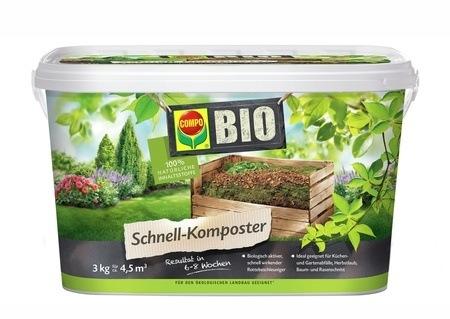 Compo COMPO BIO Schnell-Komposter 3 kg