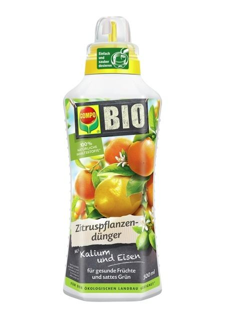 Compo COMPO BIO Zitruspflanzendünger 500 ml