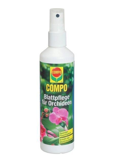 Compo COMPO Blattpflege für Orchideen 250 ml