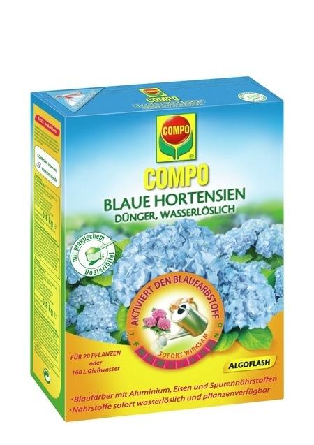 Compo COMPO Blaue Hortensien 800 g