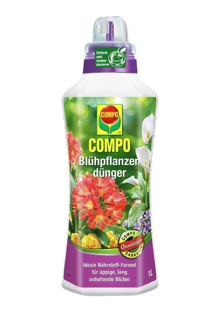 Compo COMPO Blühpflanzendünger 1 l