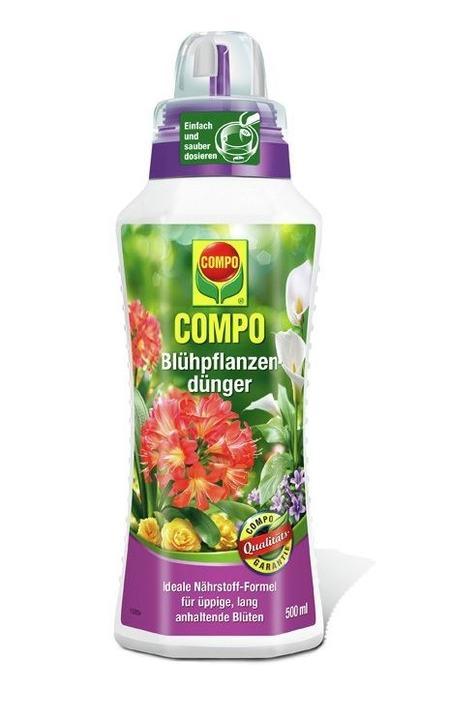 Compo COMPO Blühpflanzendünger 500 ml